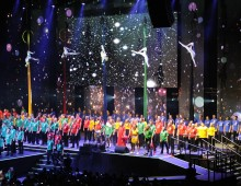 Worldskills Opening Ceremony, 02 Arena