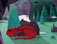 Tale Of Two Dragons, BBC Singers